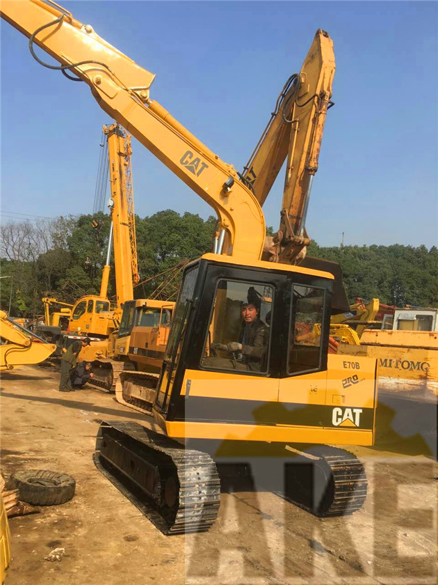 Cat E70b Year 1994 Used Caterpillar Excavator For Sale