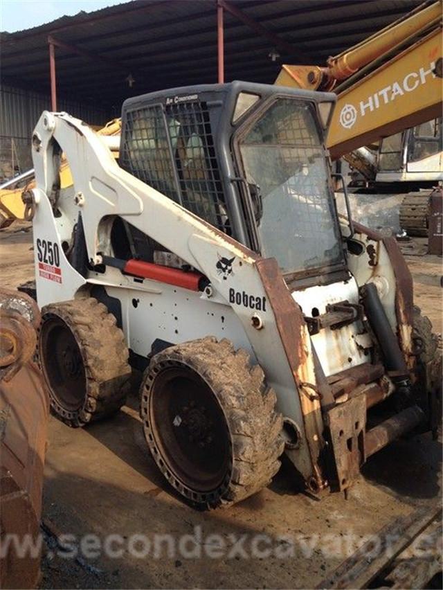 Used Skid Steer Loader Bobcat S250 2005 For Sale
